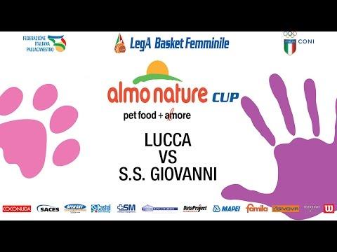 Gesam Gas&Luce; Lucca vs Geas Sesto San Giovanni