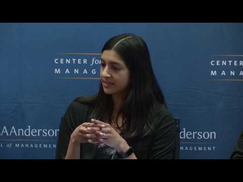 Center for Global Management Lecture Series Africa Technology Panel