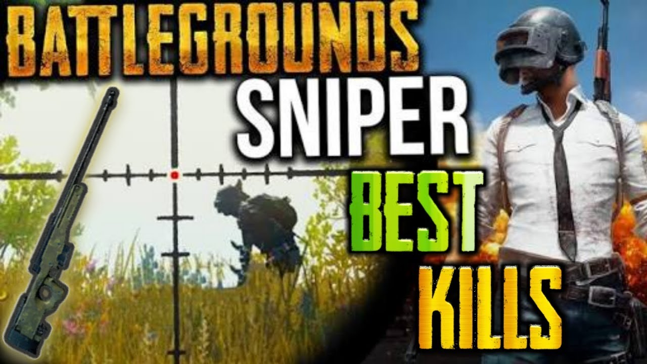 BEST SNIPER KILLS EVER! PUBG MOBILE SNIPING LIKE A PRO