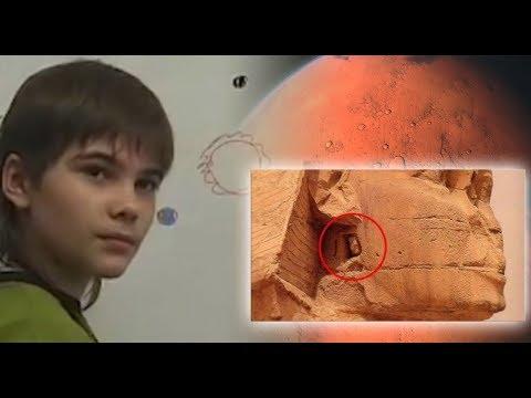 Niño Genio Asegura que la Esfinge Egipcia Esconde Algo que Cambiará el Mundo