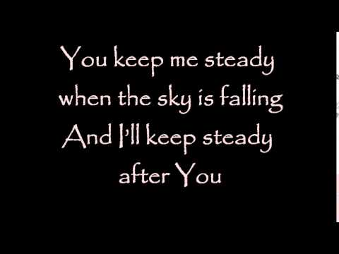 Steady by for KING & COUNTRY lyric video