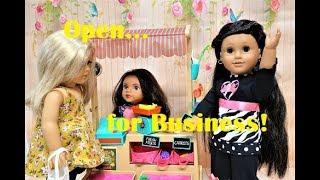 American Girl Doll Opens My Life As Farmers Market Walmart