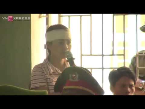 Tòa xử án - Tử hình Kẻ sát nhân Nguyễn Văn Tiềm - Luật sư giỏi 0917 19 65 65