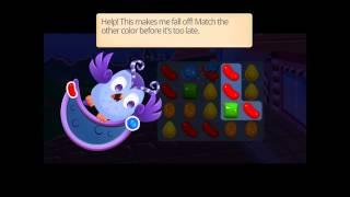 Dreamworld Level 1: Candy Crush Saga (No Boosters) iPad