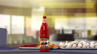 Sollar Chilli Sauce tv commercial