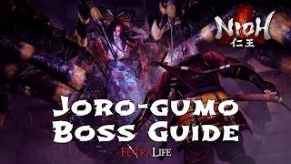 Joro-gumo Boss Guide (Nioh)