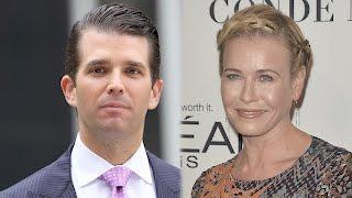 Donald Trump Jr. and Chelsea Handler Beef on Twitter | Splash News TV