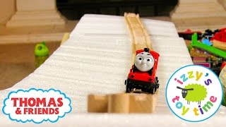 Thomas and Friends Play Table | Thomas Train and the Foam Motor Race with Brio and Imaginarium