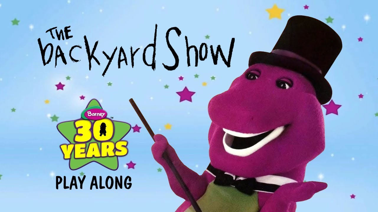 The Backyard Show Play Along (Final Release 30th ...