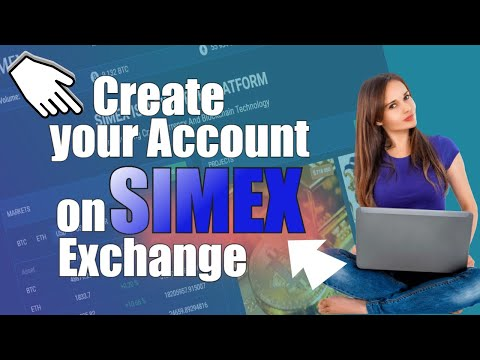 HOW TO CREATE YOUR ACCOUNT ON SIMEX EXCHANGE TO BUY CRYPTO USING CC ,BANKWIRE