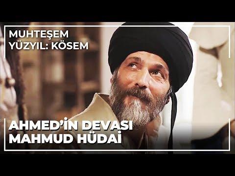 Şeyh Mahmud Hüdayi Hazretlerinin Huzurundaki Padişah ve Zevcesi