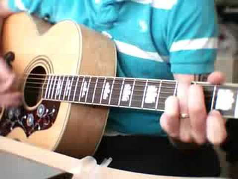Half The World Away Oasis Lesson With Chords And Lyrics Youtube