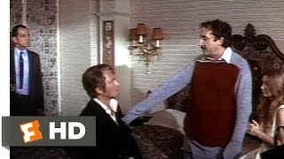 The Return of the Pink Panther (9/10) Movie CLIP - The Open Fly Ploy (1975) HD