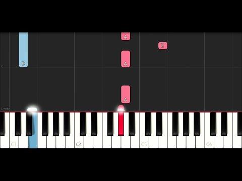 Lauv - I Like Me Better (SLOW EASY PIANO TUTORIAL)