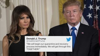 Donald Trump Tests Positive for COVID-19: Celebs REACT