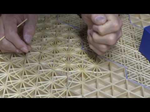 Невероятно красивая японская мебель из дерева  Японские технологии