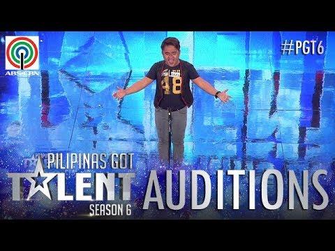 Pilipinas Got Talent 2018 Auditions: Edgardo Arrieta Jr. - Operatic Singing