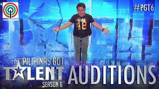 Pilipinas Got Talent 2018 Auditions: Edgardo Arrieta Jr. - Operatic Singing