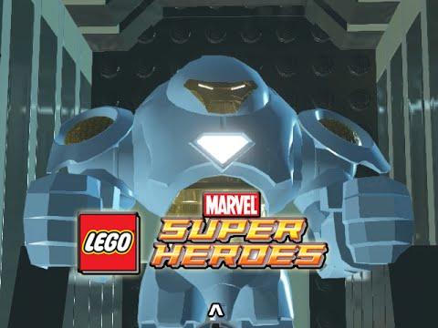 LEGO Marvel Superheroes - CUSTOMIZATION - MAKING NEW CHARACTERS!