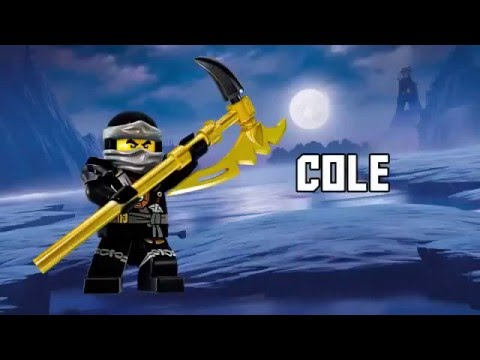 lego ninjago possession cole