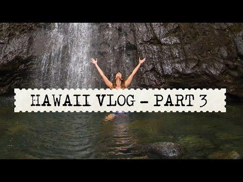 HAWAII VLOG - PART 3  (MANOA FALLS, KOKO HEAD HIKE, PEARL HARBOR)