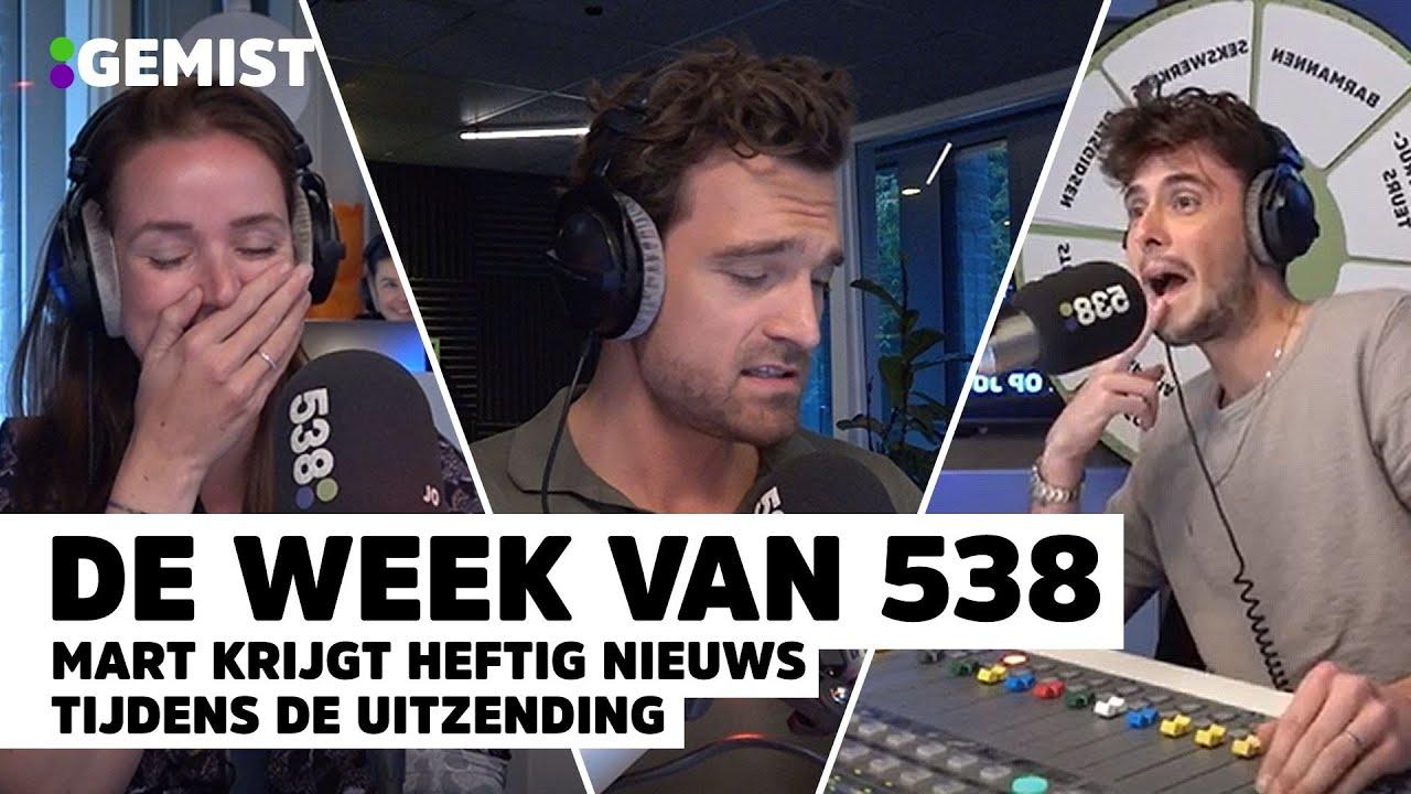 Download JO: 'NEE, IK LOOP NU WEG!' | De Week Van 538