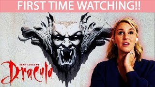 BRAM STOKERS DRACULA (1992) | FIRST TIME WATCHING | MOVIE REACTION