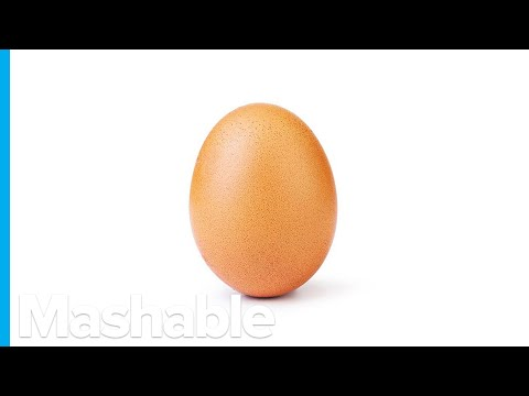 Cindy Scull Mornings - Photo of an EGG Surpassed Kylie Jenner as Most LIKED Instagram Post
