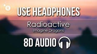 Download lagu Imagine Dragons - Radioactive (8D AUDIO)
