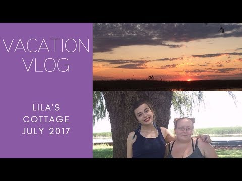 VACATION VLOG - FOOD, FISHING AND FRIENDS | deadgrl superstar