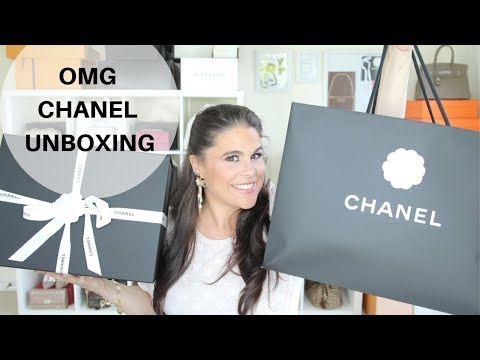 OMG!!😍 CHANEL UNBOXING | Jerusha Couture