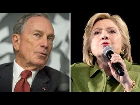 Michael Bloomberg to endorse Hillary Clinton