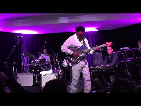 Sending My Love - Norman Brown at 6. Mallorca Smooth Jazz Festival (2017)