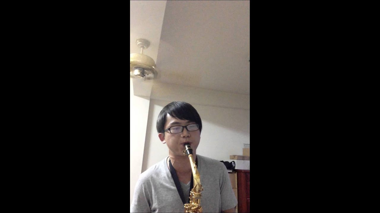 sax arab video