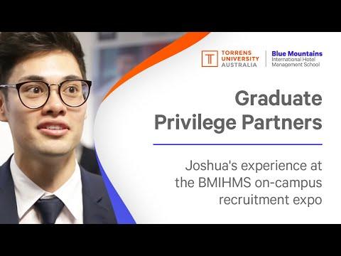 Joshua, student, GPP Expo, TFE