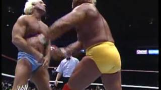 WWF Greatest Matches Hulk Hogan vs  Ric Flair