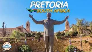 Discover Pretoria - The Garden City of South Africa | 90+ Countries With 3 Kids