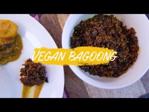 Vegan Bagoong