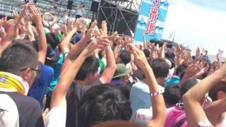 2016年7月3日No 77 「アイドル横丁夏祭り〜2016〜」@ 横浜赤レンガ倉庫 1部