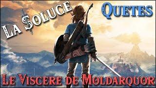 LE VISCERE DE MOLDARQUOR - QUETES - ZELDA BOTW