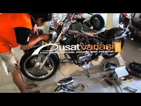 Variasi Motor Matic Surabaya ide