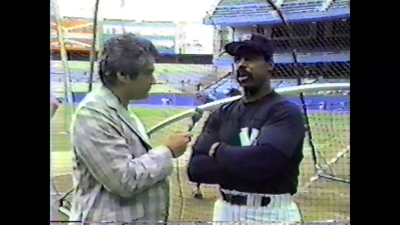 NYY Willie Horton  -1985