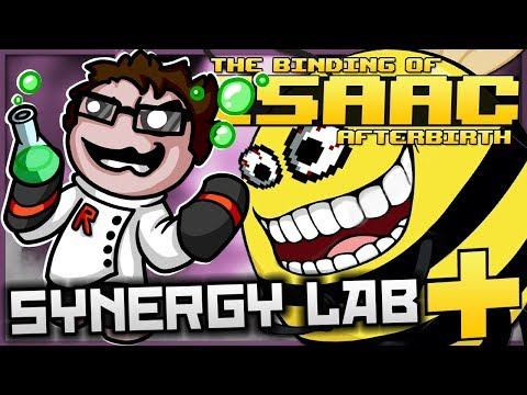 The Binding of Isaac: Afterbirth+ - Synergy Lab: ULTIMATE BEEEEEEEEEEEEEEES! (COMPLETE WITH HIVES) streaming vf