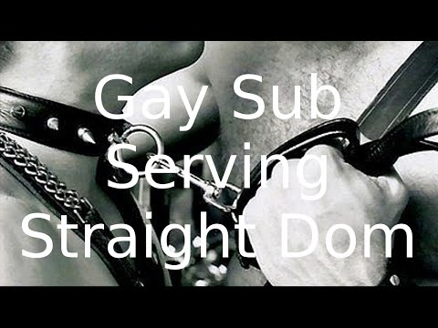 Gay Sub Seriving Straight Dom from YouTube · Duration:  2 minutes 38 seconds
