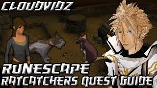 Runescape Ratcatchers Quest Guide HD