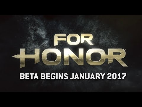 For Honor Official Trailer Game 2017 Full HD