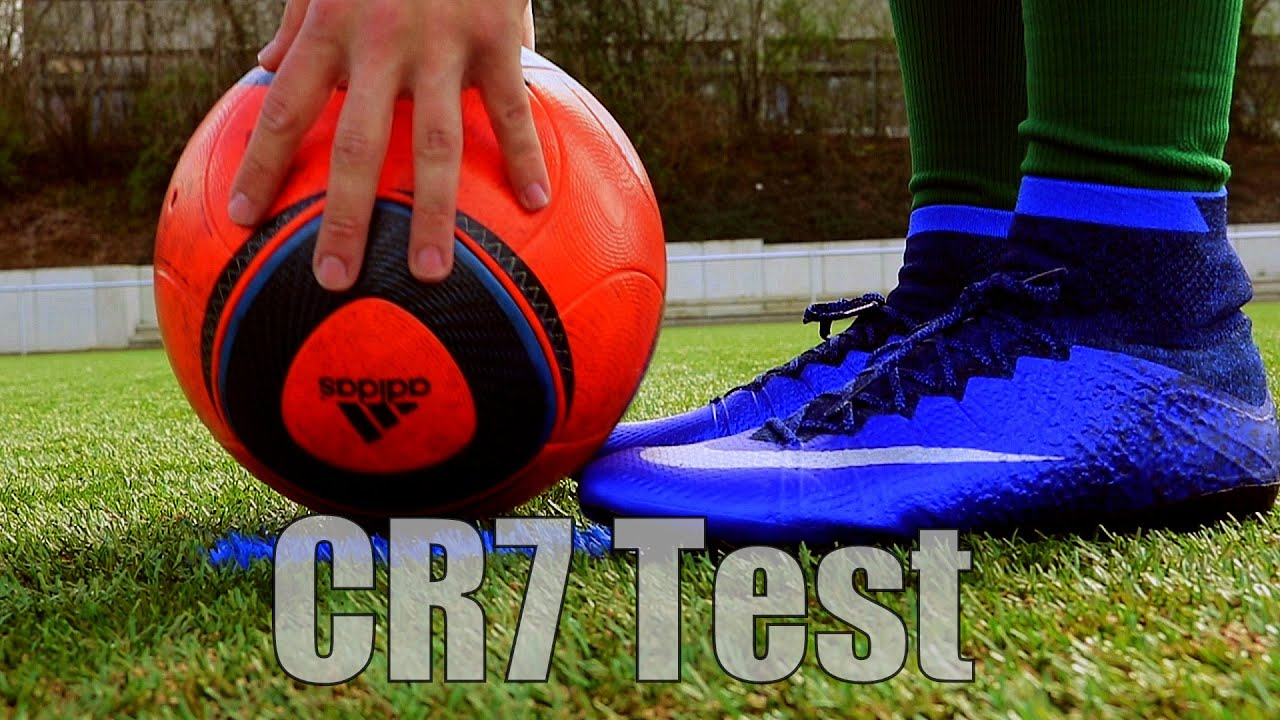 6b2db4a933d96 Cristiano Ronaldo Boots Test | Nike Mercurial Superfly | Portugal Euro 2016