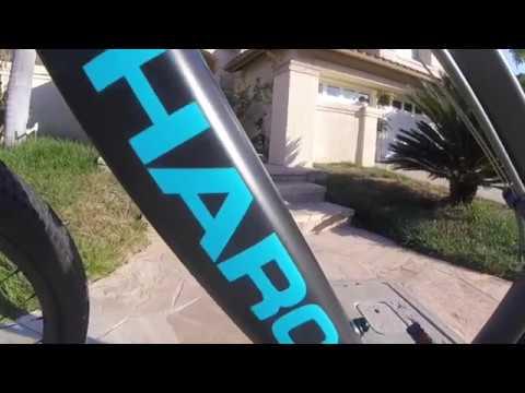 Haro 2018 Mountain Bike review