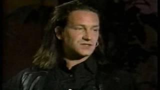 Bono interview 87