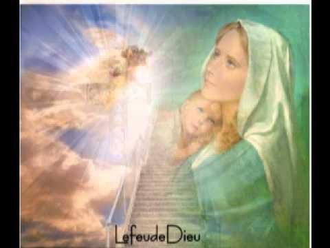 les chants  de la Vierge Marie